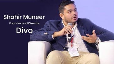 Shahir Muneer, Founder and Director - Divo