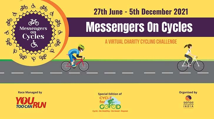 MESSENGERS ON CYCLES