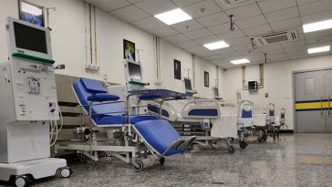 Mumbai Port Trust Workers Get A Dialysis Centre From Rotary Club