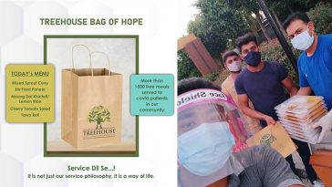 Treehouse Bag of Hope-Free Meals