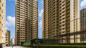 Vasant Oasis Project by Sheth Creators- Project Image