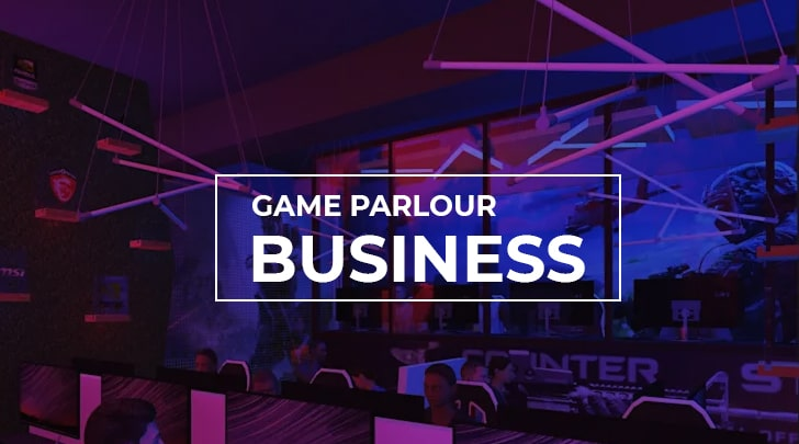 game parlour business