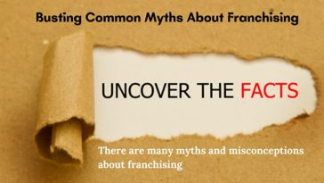 Common Myths About Franchising