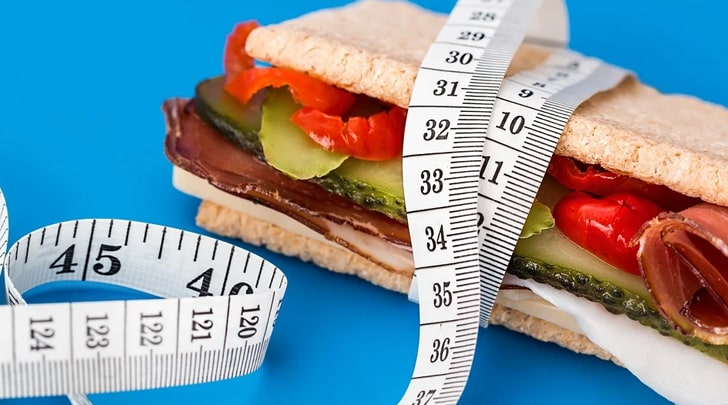 How to lose weight naturally without exercise