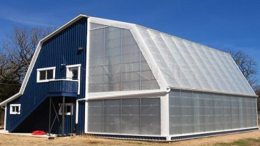 Metal Building for Your Greenhouse